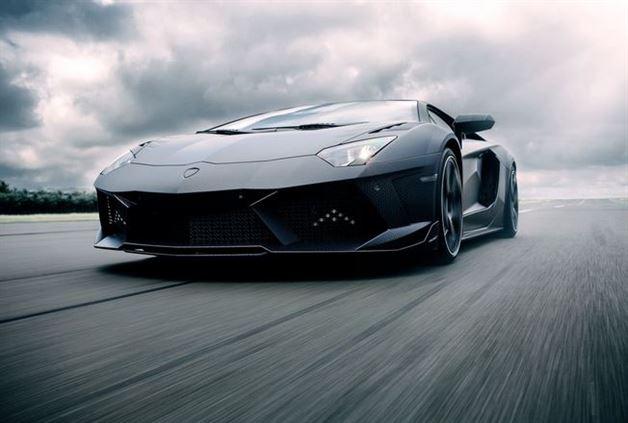 لمحبي السرعة والإثارة ... اليكم سيارة لامبرغيني أفينتادور
