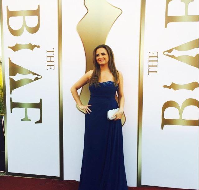 Lebanese singer Tania Kassis at BIAF