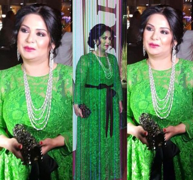 Nawal Al Kuwaitiya's look at BIAF 2015