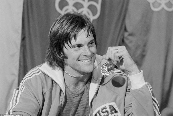 الرياضي الأمريكي بروس جينر في الأولمبياد