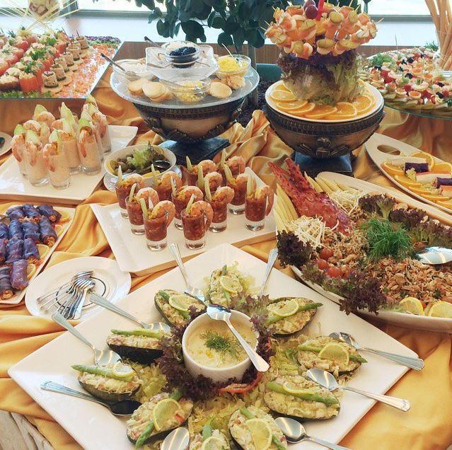 AlSanawbar Iftar Buffet