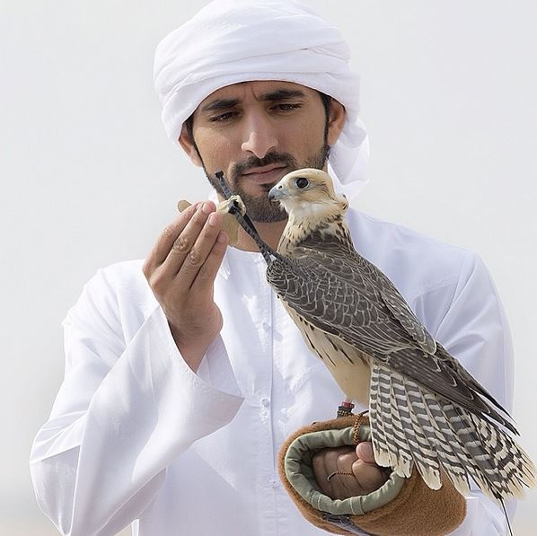 "ولي عهد دبي ""فزاع"""