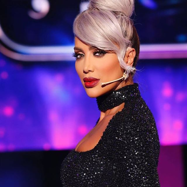 10 Different Maya Diab Hair Styles