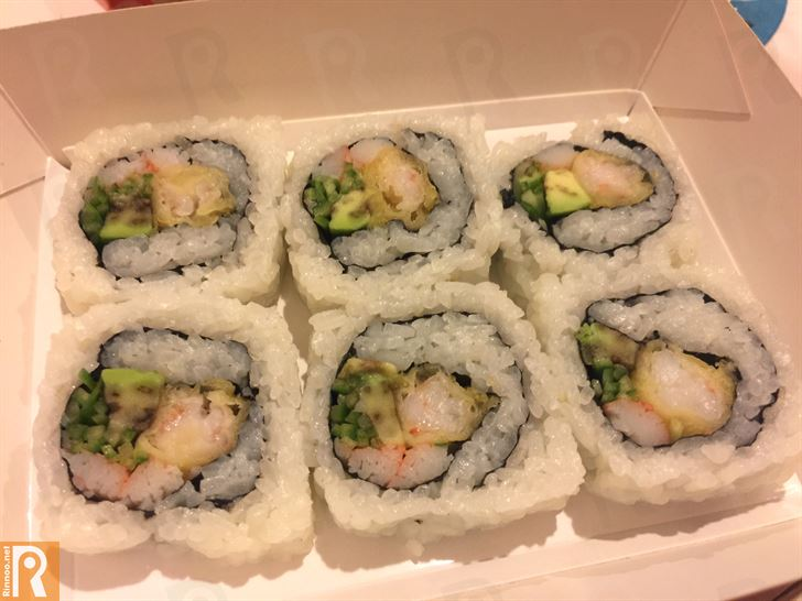 Best Sushi from Finger Sushi