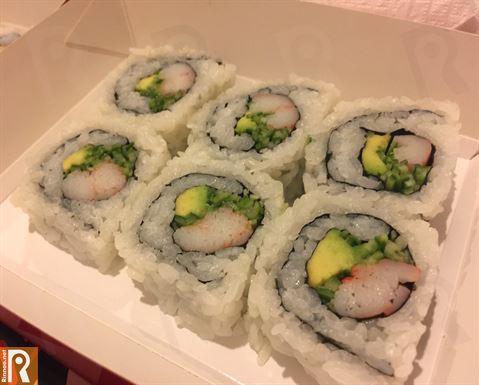 Best Sushi from Finger Sushi