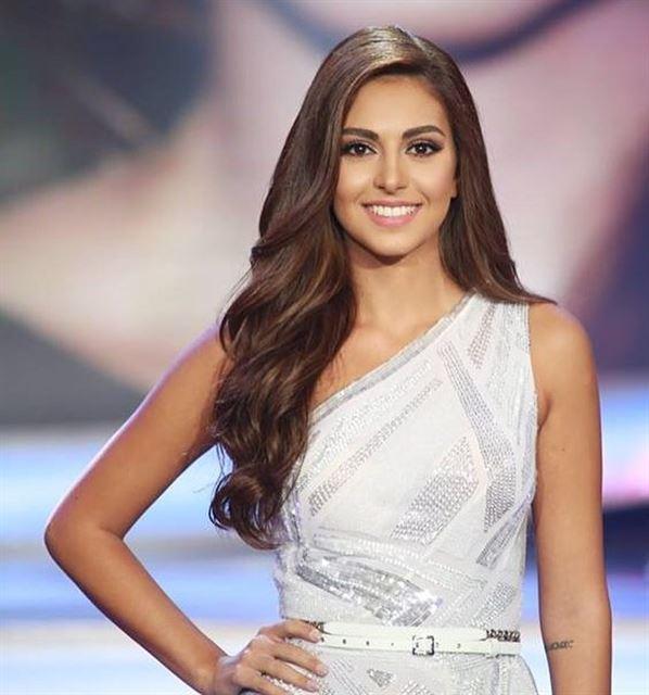 ملكة جمال لبنان لعام 2015 فاليري ابو شقرا