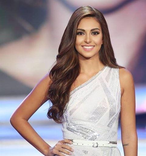 Miss Lebanon 2015 Valerie Abou Chakra