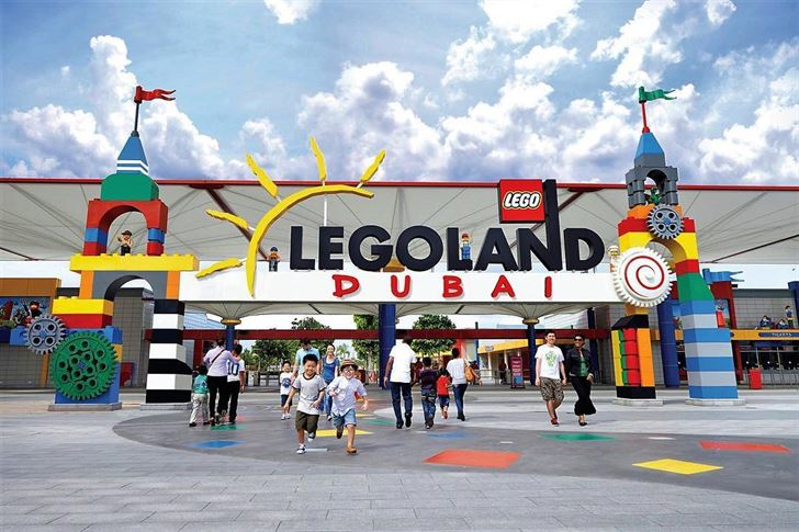 LEGOLAND Dubai Opening 31 October 2016