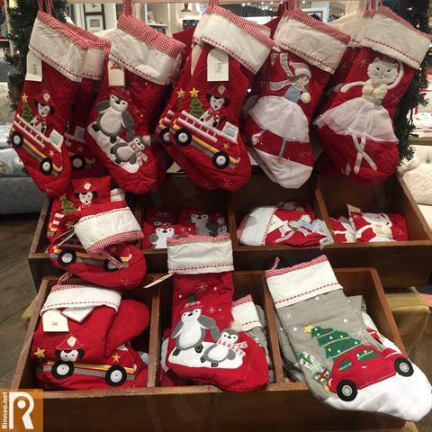 تجهيزات عيد الميلاد ورأس السنة في بوتري بارن كيدز