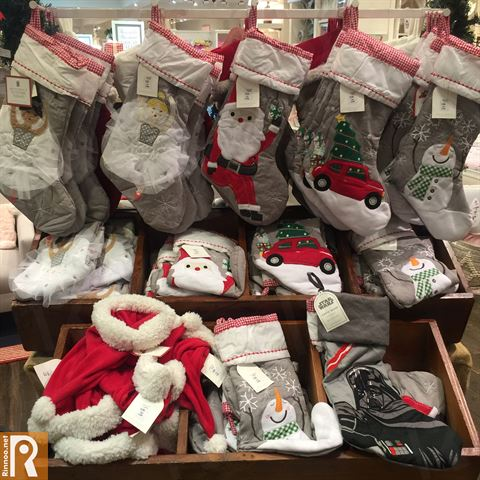 Pottery Barn Kids Christmas Preparations