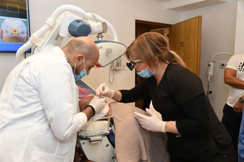 ARTAS ... First Robotic Hair Transplant Technology now in Kuwait