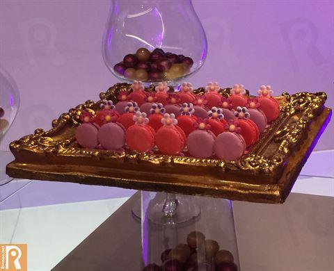 بالصور ... عرض مميز لفن الحلويات والشوكولاتة
