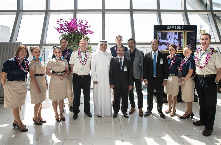 Flydubai Inaugurates Bangkok - Thailand Service