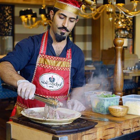 الصورة 29009 بتاريخ 7 نوفمبر / تشرين الثاني 2016 - مطعم سلطان شيف للستيك التركي