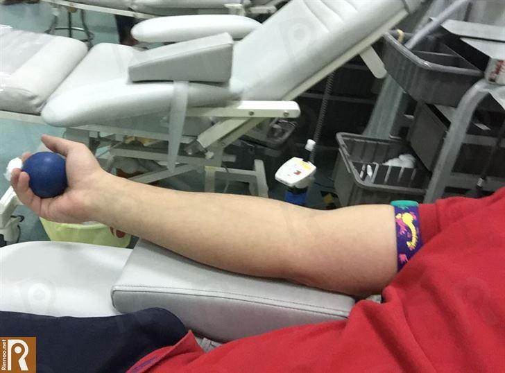 زيارتنا الى بنك الدم المركزي في الجابرية