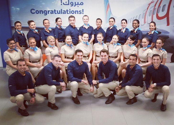 flydubai certifies its 100th batch of Cabin Crew