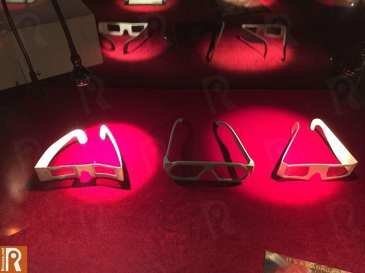 نظارات الـ 3D مع تطور تقنيات السينما