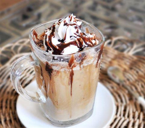 قهوة فرابوتشينو