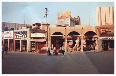 4 صور من الكويت في بداية الثمانينات