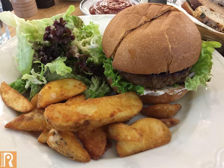 Dinner at Paul - Marina Mall Branch