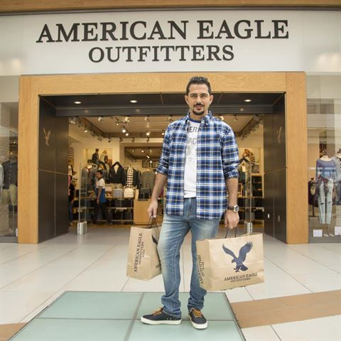 Photo 15902 on date 12 March 2016 - American Eagle Outfitters