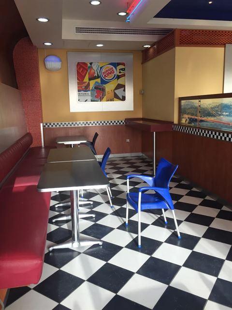 الصورة 16081 بتاريخ 14 مارس / آذار 2016 - مطعم برجر كنج