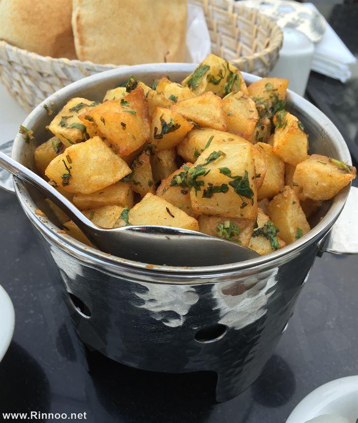 Potato Harra