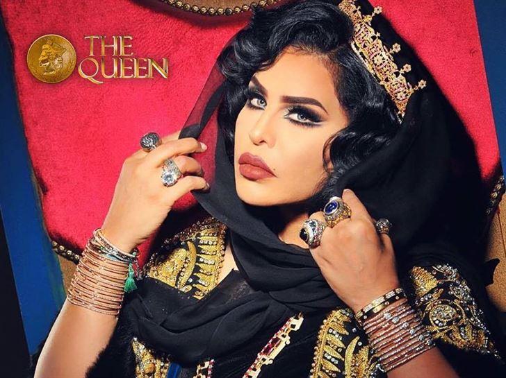 فكرة واوقات عرض برنامج ذا كوين الملكة للفنانة احلام