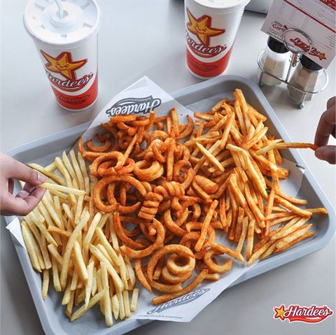 Photo 16447 on date 19 March 2016 - Hardee's Restaurant