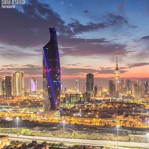 الصورة 16530 بتاريخ 20 مارس / آذار 2016 - برج التجارية - الكويت