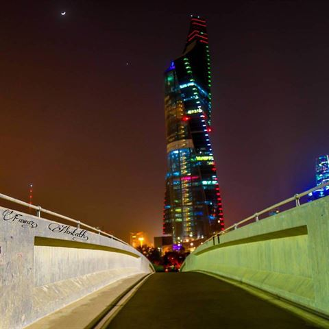الصورة 16532 بتاريخ 20 مارس / آذار 2016 - برج التجارية - الكويت