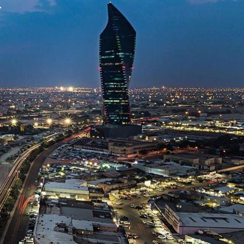 الصورة 16534 بتاريخ 20 مارس / آذار 2016 - برج التجارية - الكويت