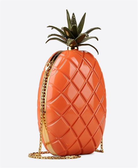 Valentino Pineapple Minaudiere photos and price
