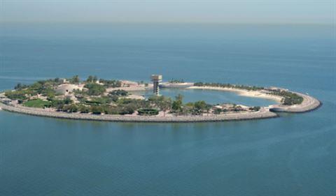 Photo 17277 on date 30 March 2016 - Green Island - Kuwait