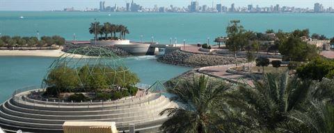 Photo 17280 on date 30 March 2016 - Green Island - Kuwait