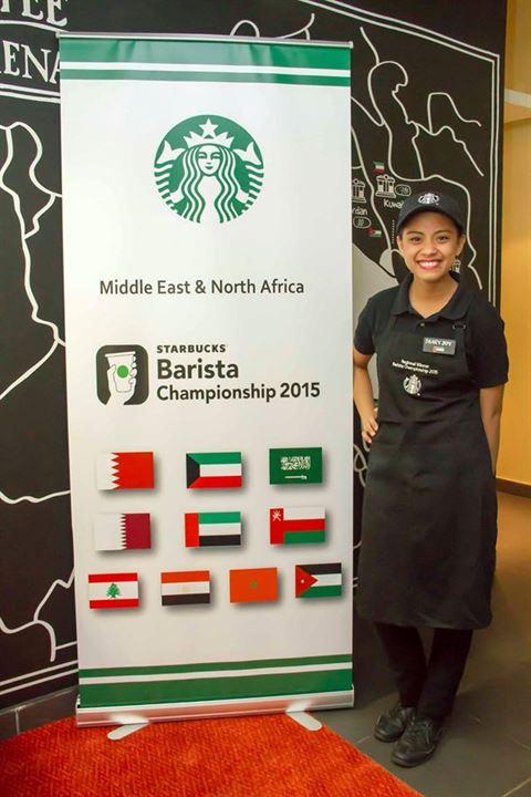 Photo 15131 on date 6 March 2016 - Starbucks - Dubai Design District, D3 (Business Park) Branch - UAE