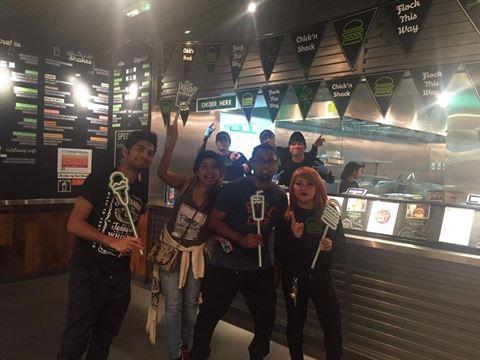 Photo 15428 on date 8 March 2016 - Shake Shack Restaurant