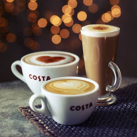 Photo 15463 on date 8 March 2016 - Costa Coffee