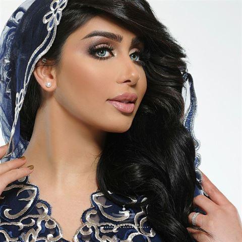 هنادي الكندري ... زوجة وأم وممثلة كويتية متألقة