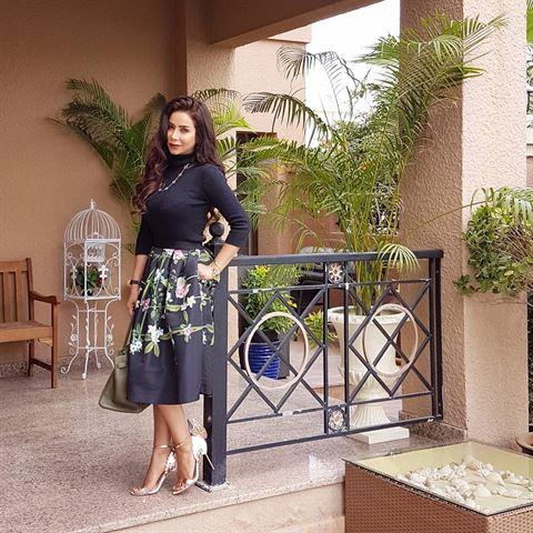 Lojain Omran ... Chic Positive and Strong Lady