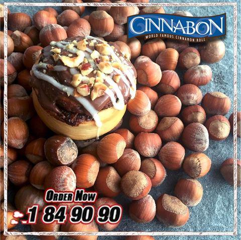 الصورة 18580 بتاريخ 12 أبريل / نيسان 2016 - مقهى وحلويات سينابون - فرع السالمية (شارع عمرو بن العاص) - الكويت