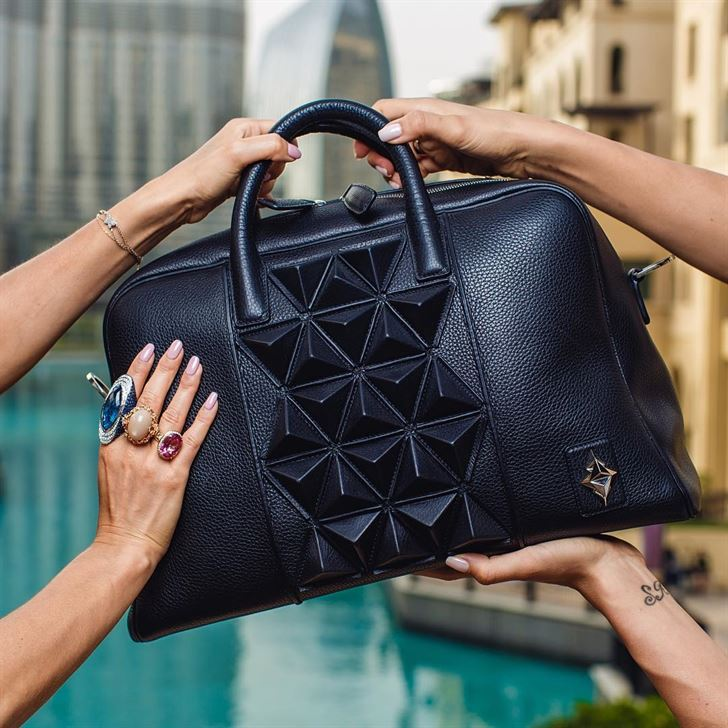 محلات تبيع حقائب صوفيا العصفور في الامارات