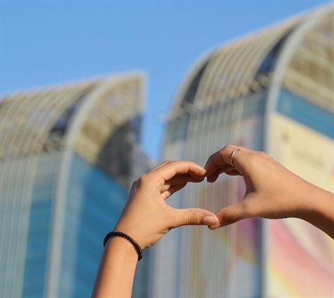 الصورة 17444 بتاريخ 2 أبريل / نيسان 2016 - أولمبيا مول - الكويت