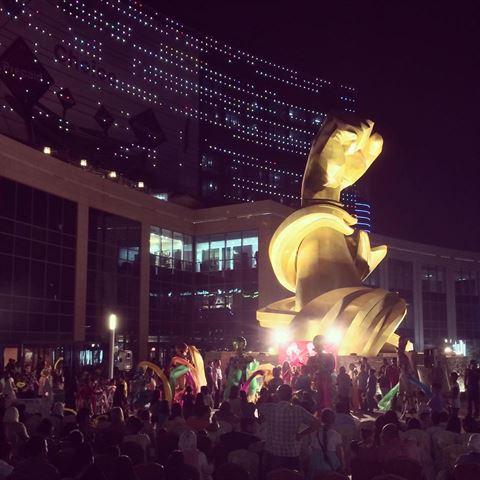 الصورة 17450 بتاريخ 2 أبريل / نيسان 2016 - أولمبيا مول - الكويت