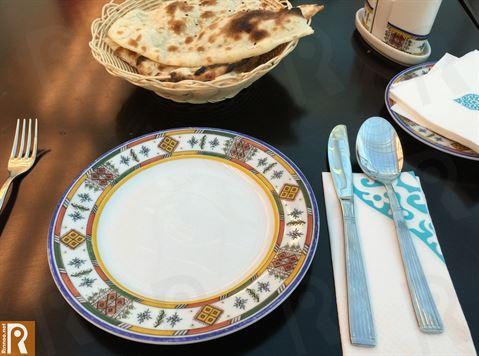 غداء مغربي مميز في مطعم الدار