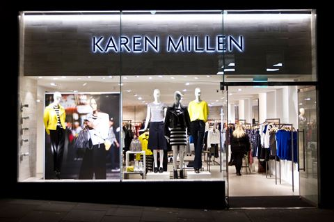 Photo 17522 on date 3 April 2016 - Karen Millen - Dbayeh (ABC Mall) Branch - Lebanon