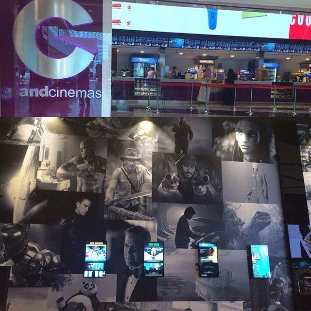 جراند سينما Grand Cinema 10