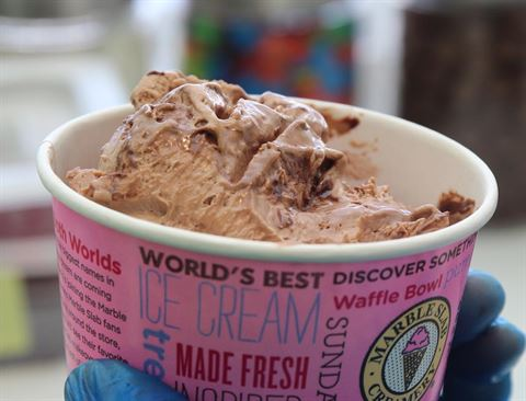 Photo 21145 on date 30 April 2016 - Marble Slab Creamery - Jahra (Awtad) Branch - Kuwait