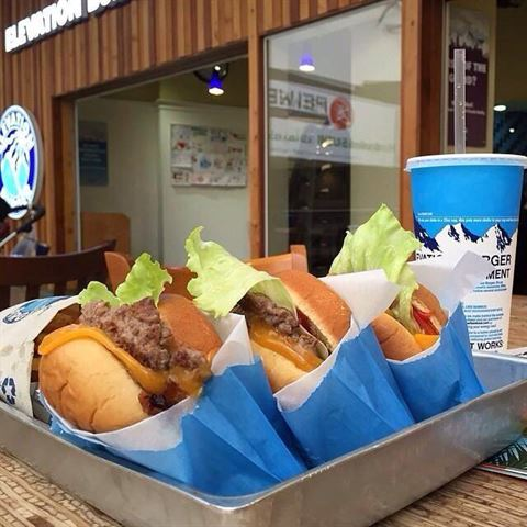 Photo 17719 on date 4 April 2016 - Elevation Burger Restaurant