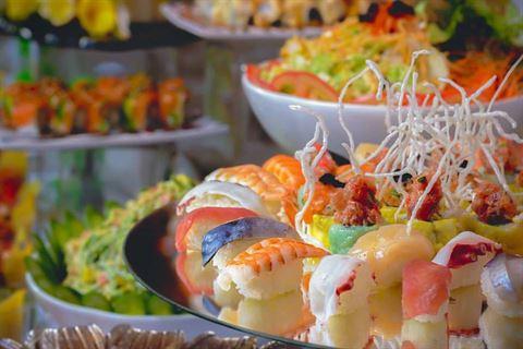 الصورة 23412 بتاريخ 14 مايو 2016 - مطعم ساكورا - فرع الشعب (مجمع زون للمطاعم) - الكويت